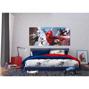 Pókember Marvel, gyerekszoba poszter (202 cm x 90 cm)