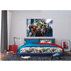Bosszúállók poszter, Avengers tapéta