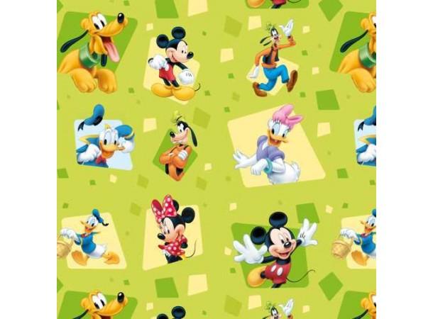 Minnie és Mickey gyerek függöny (180 x 160 cm)
