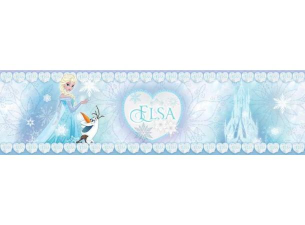 Jégvarázs, Elsa kék bordűr, 5 méter, 14 cm