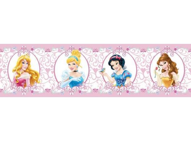 Hercegnők bordűr, 5 méter, 14 cm