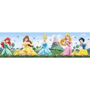 Walt Disney bordűr, Hercegnők falbordűr, 5 méter, 10 cm