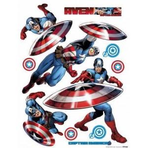Bosszúállók (The Avengers) falmatrica (65 x 85 cm)