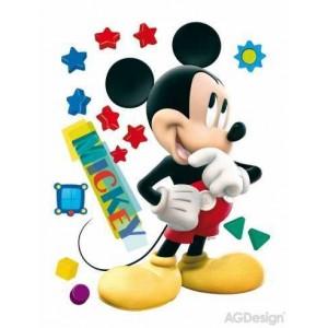Mickey falmatrica, gyerekszoba (65 x 85 cm)