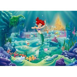 Ariel gyerek faltapéta (160 x 115 cm)