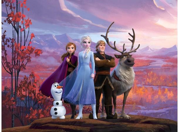 Jégvarázs, Frozen poszter, 2.