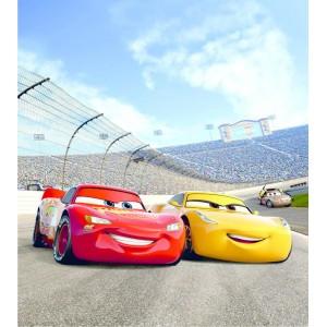 Verdás poszter, autóverseny