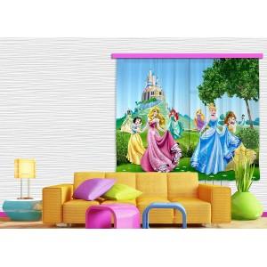Hercegnők, palota függöny (280 x 245 cm)