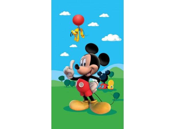 Mickey egeres sötétítő függöny plútó kutya (140 x 245 cm)