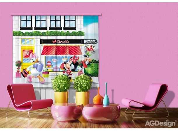 Minnie egér  és Daisy kacsa (180 x 160 cm)