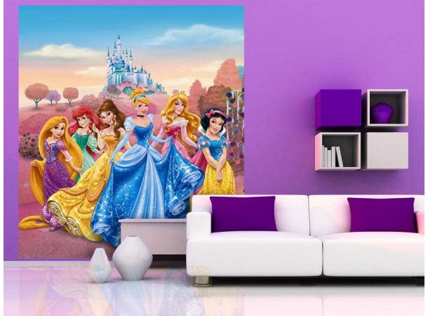 Hercegnők matt poszter (180 cm x 202 cm)