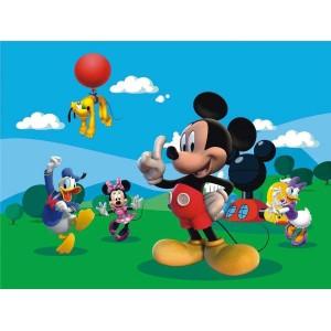 Minnie, Mickey egér poszter (360 cm x 255 cm)