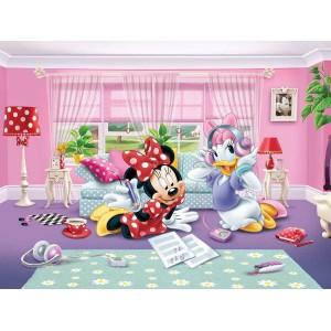 Minnie egér, Daisy kacsa poszter (360 cm x 255 cm)