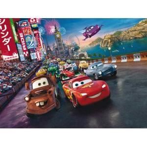 Verdák, Villám McQueen poszter (360 cm x 255 cm)