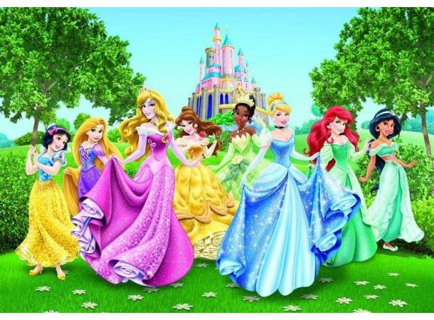 Hercegnők poszter (360 cm x 254 cm)