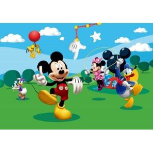 Mickey egér, Minnie egér poszter  (360 cm x 254 cm)