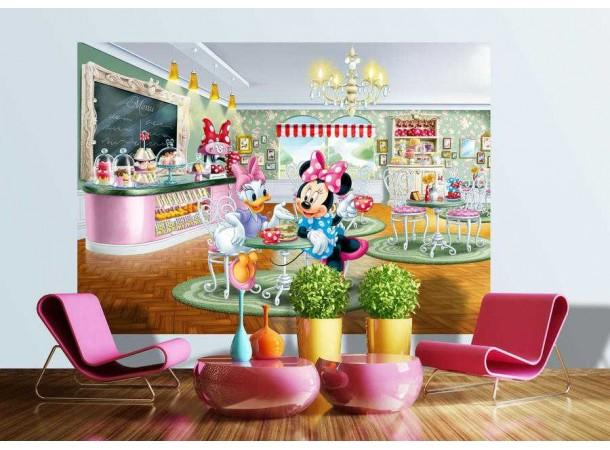 Minnie egér poszter (255 cm x 180 cm)