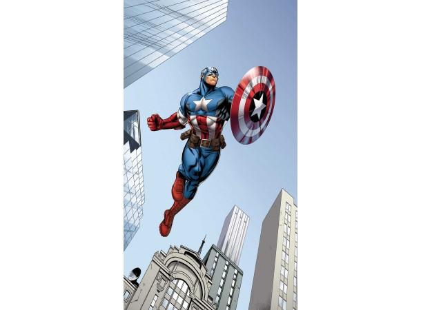 Avengers, Bosszúállók dekor függöny (140 x 245 cm)
