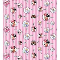 Pink Minnie egér tapéta